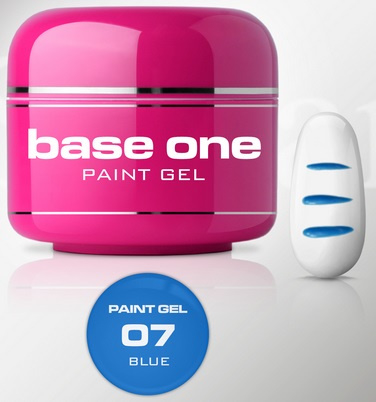UV PAINT GEL - 07. Blue