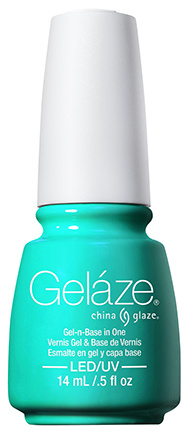 China Glaze - Geláze - Color 82240 - Too Yacht to Handle