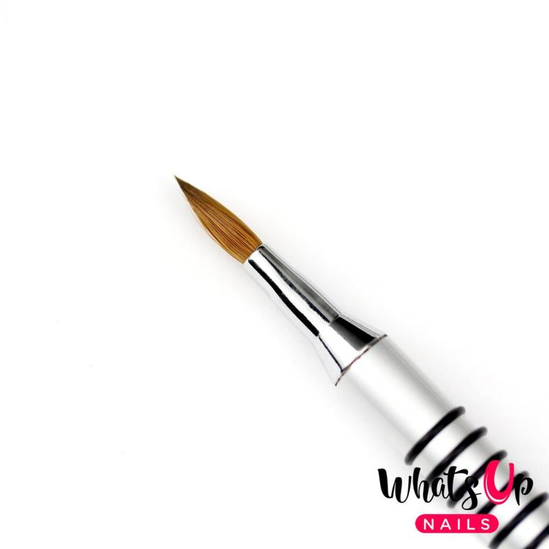 Whats Up Nails - Pure Color #5 3D Sculpture Brush