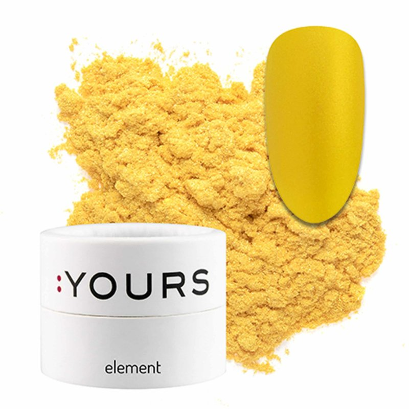 : Yours - Element - Yellow Bee