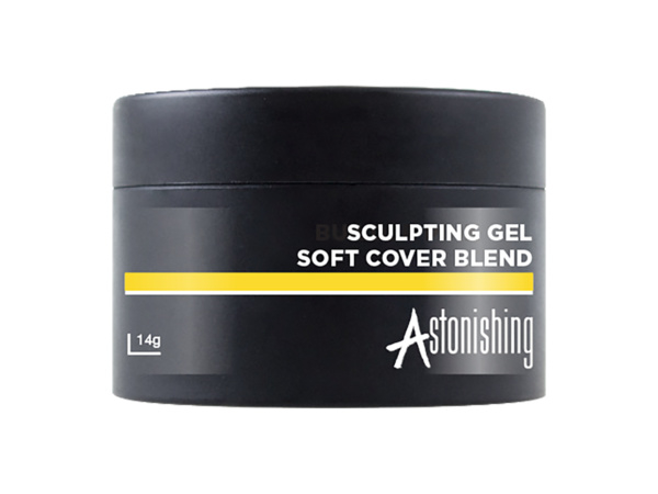 Astonishing - Sculpting Gel - Soft Cover Blend
