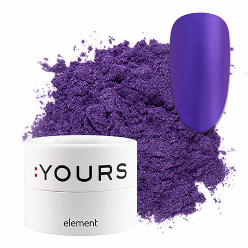: Yours - Element - Purple Dragonfly