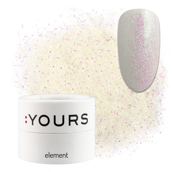 : Yours - Element - Eco Glitter - Rowdy Rainbow