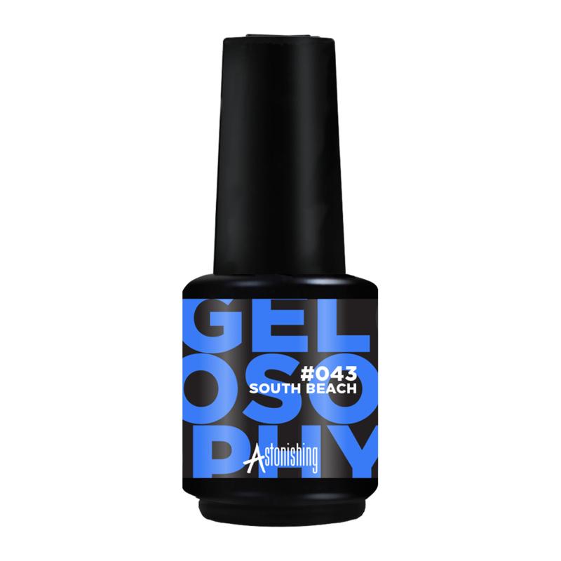 Gelosophy - Soak Off Polish - #043. South Beach
