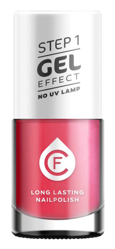 CF Gel Effekt Nagellak - Step 1 - 304. Pink Pearls