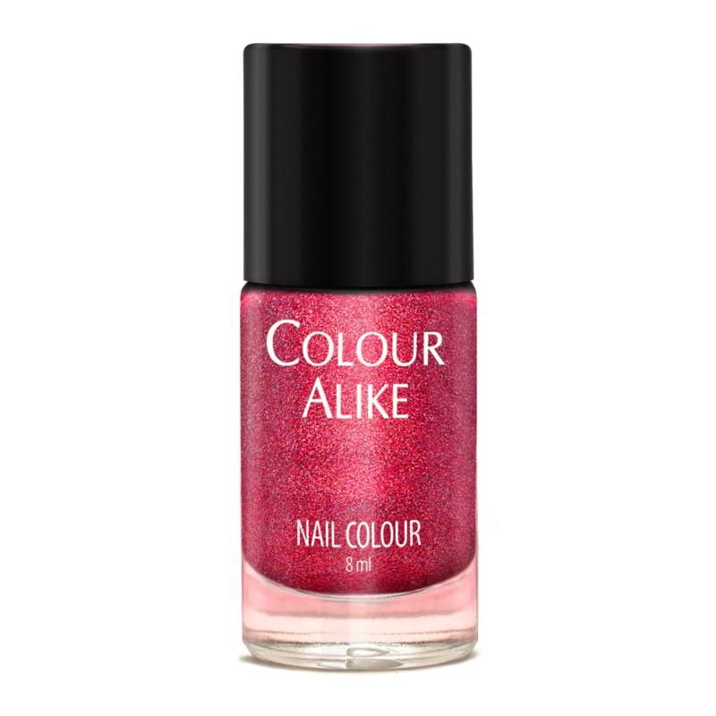 Colour Alike -  Nail Polish - I Love Bossa - 637. Samba (Ultra Holographic)