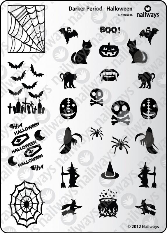 Nailways - Darker Period - 16. Halloween