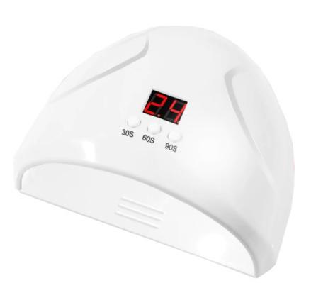 Witte LED & UV Lamp (2 in 1) - 24 Watt