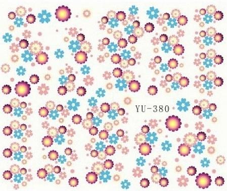 Waterdecals - Cute Little Flowers