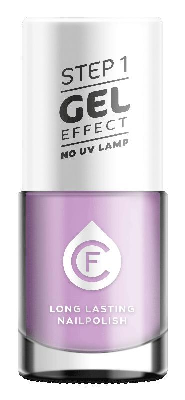 CF Gel Effekt Nagellak - Step 1 - 328. Lilac