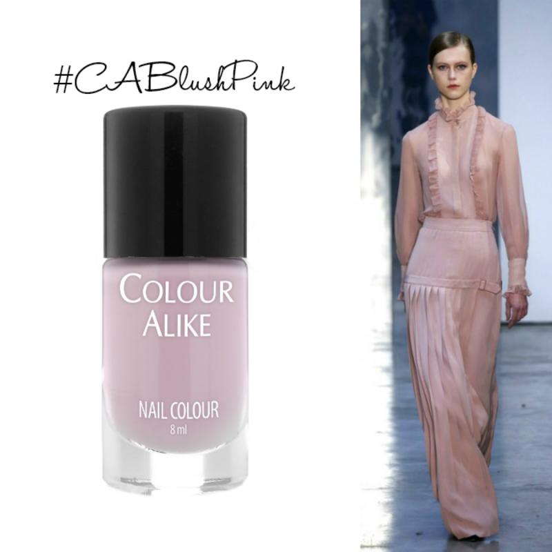 Colour Alike - Stamping Polish - 65. Blush Pink