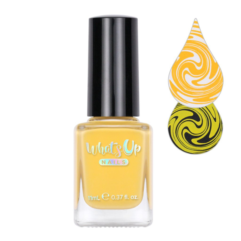 Whats Up Nails - Stamping polish - WSP005 - Fab Cab