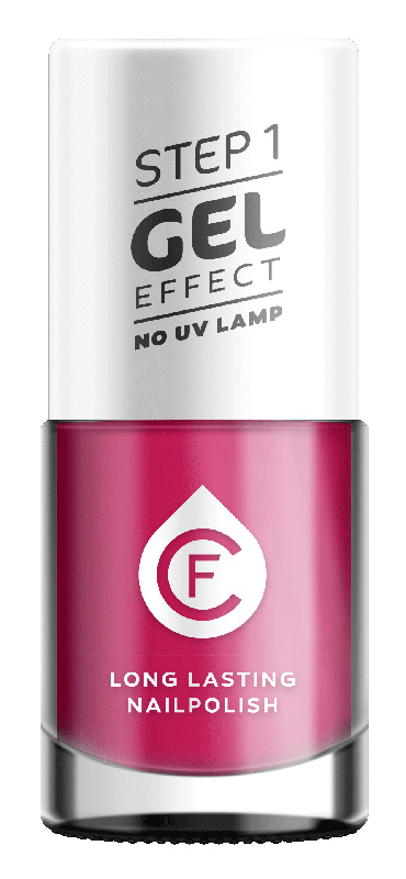 CF Gel Effekt Nagellak - Step 1 - 325. Raspberry
