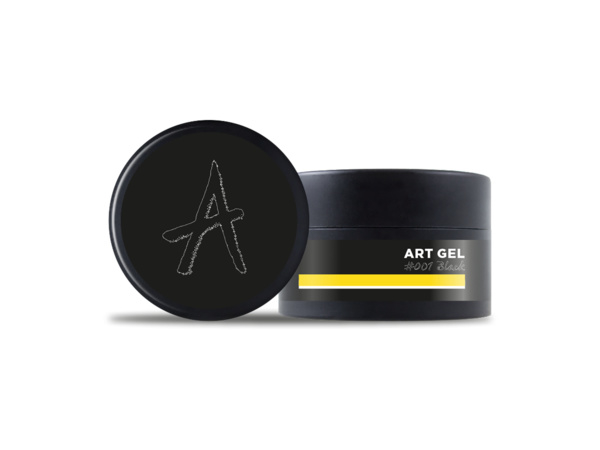 Astonishing - Art Gel - #001 Black