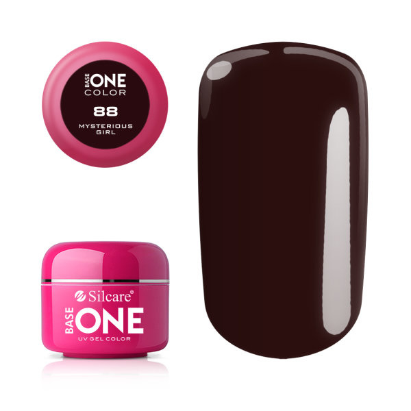 Base One - UV COLOR GEL - 88. Mysterious Girl