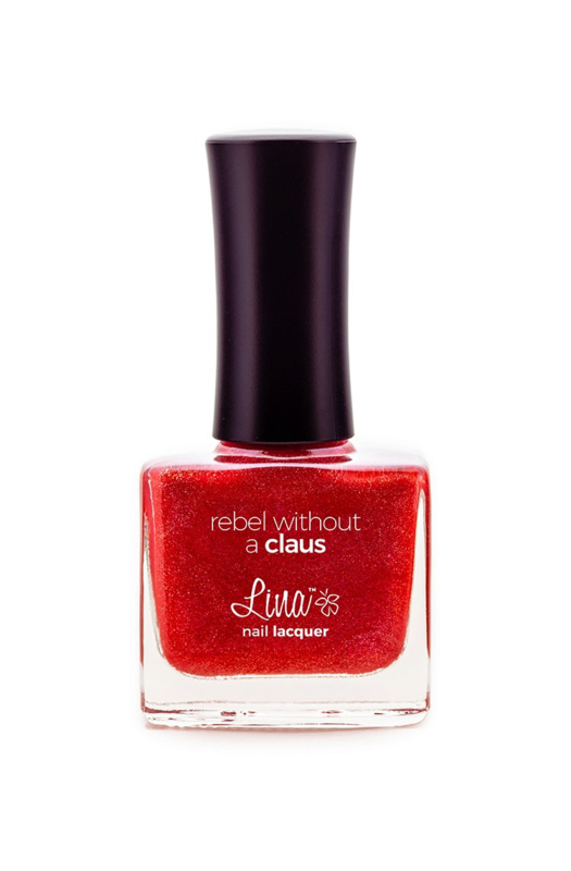Lina Nail Art Supplies - Nail lacquer - Rebel without a Claus