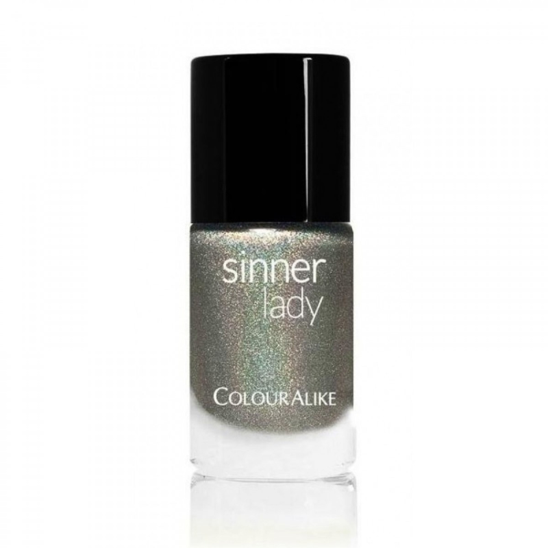Colour Alike - Nail Polish - SINNER LADY  (Holographic)