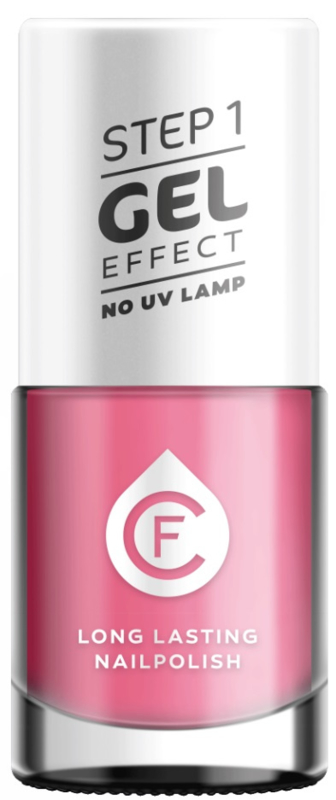CF Gel Effekt Nagellak - Step 1 - 223. Barbie Pink
