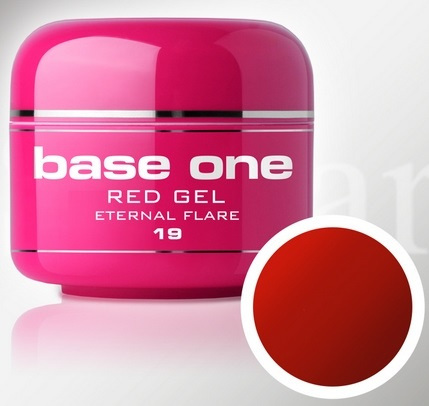Base One - UV RED GEL - 19. Eternal Flare