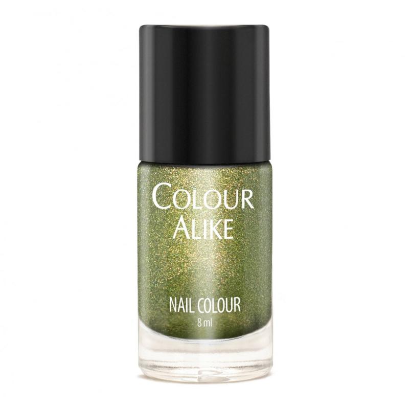 Colour Alike -  Nail Polish - Happy - 632. Smile (Ultra Holographic)