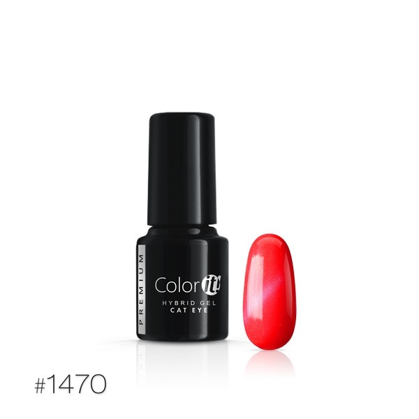 Color IT Premium - Hybrid Cat Eye Gel - 1470