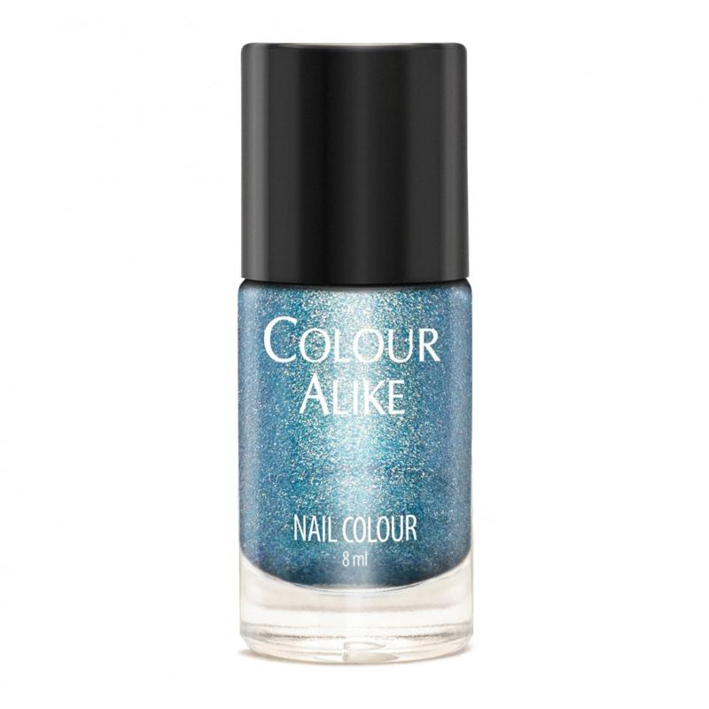 Colour Alike -  Nail Polish - Happy - 633. Feel Good (Ultra Holographic)