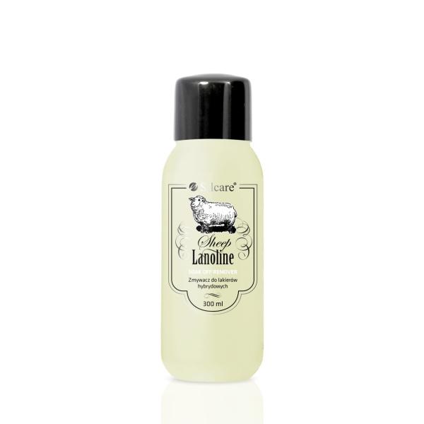 Silcare - Sheep Lanoline - Soak Off Remover (300ml)