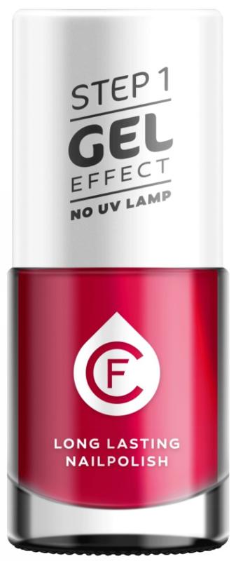 CF Gel Effekt Nagellak - Step 1 - 213. Flamingo Pink