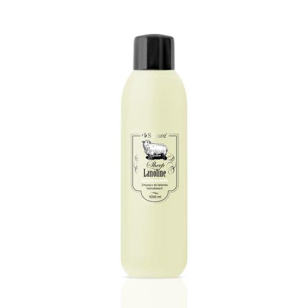 Silcare - Sheep Lanoline - Soak Off Remover (1000ml)
