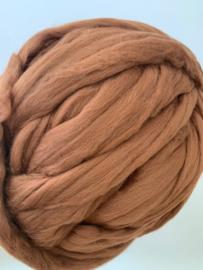 Merinowol (50 gram), melkchocola , kleurcode 313 extra fijn, 18,5 micron