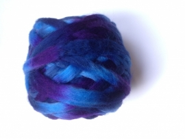 Potloodlont, blauw-paars tinten, 10 gram