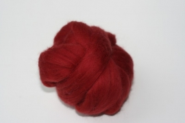 Merinowol (50 gram), bordeaux, kleurcode 109, 20-21 micron