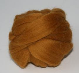 Merinowol (50 gram), oker, kleurcode 235, 24-25 micron