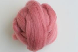 Merinowol (50 gram), oud rose, kleurcode 106, 20-21 micron
