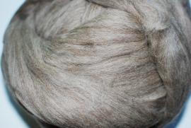 Brasiliaanse wol, bruin grijs, 50 gram