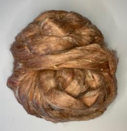 Sari zijden, zandstorm, per 10 gram, prijs