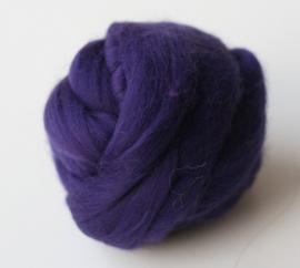 Merinowol (50 gram), pruimen, kleurcode 234 extra fijn, 18 micron