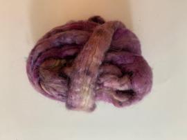 zijden lont, 3 gram, nummer 89 paars