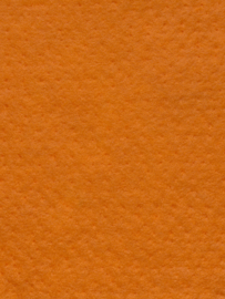 Naaldvlies 19,5 micron, oranje kleur 18 , 120 cm breed per meter