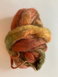 zijden lont, 3 gram, nummer 88 herfst