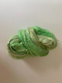 zijden lont, 3 gram, nummer 83 lente groen