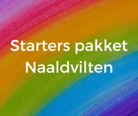 Video over naaldvliten, het starters pakket