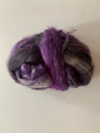 zijden lont, 3 gram, nummer 99 paars