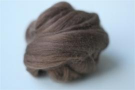 Merinowol (50 gram), bruin, kleurcode 264, 24-25 micron