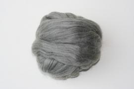 Wensleydalewol (50gram), middel grijs, kleurcode 5
