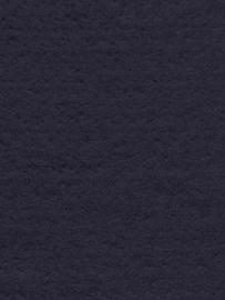 Naaldvlies 19,5 micron, blauw zwart kl.nr 73, 120 cm breed per meter