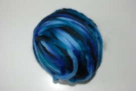 Potloodlont, blauw tinten petrol, 10 gram