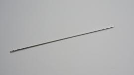 poppennaald, 13 cm per stuk