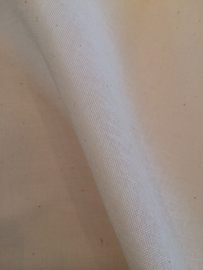Kaasdoek, na wassen Indiakatoen look! 100% katoen, 160 breed, prijs per meter