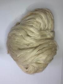 Hennep licht beige van kleur, 10 gram